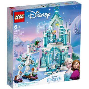 43172 DISNEY Il magico castello di ghiaccio di Elsa - https://ahecco.com