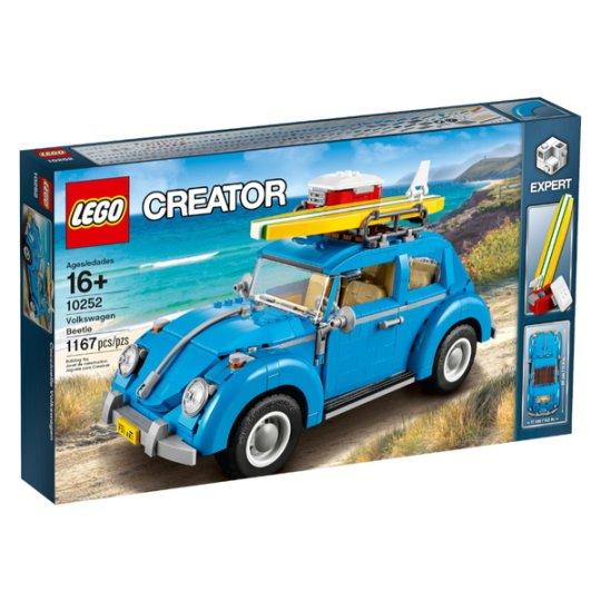 10252 CREATOR EXPERT - Maggiolino Volkswagen - https://nohmee.com