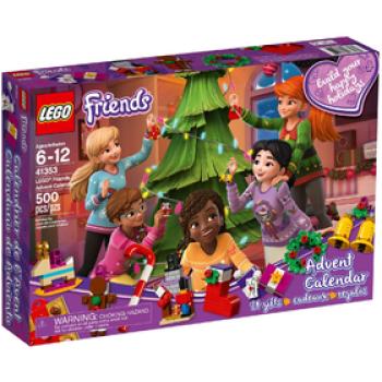 41353 LEGO Friends Calendario Avvento 2018 - https://nohmee.com