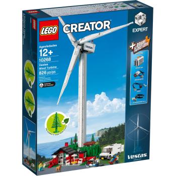 10268 CREATOR EXPERT Turbina Eolica di Vestas - https://nohmee.com