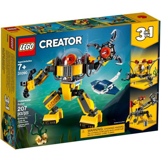 31090 CREATOR Robot sottomarino - https://nohmee.com