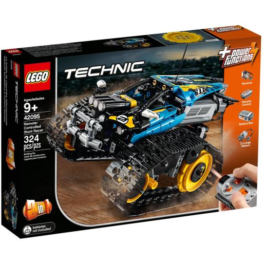 42095 TECHNIC Stunt Racer radiocomandato - https://nohmee.com