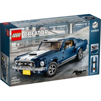 10265 CREATOR EXPERT Ford Mustang - https://nohmee.com