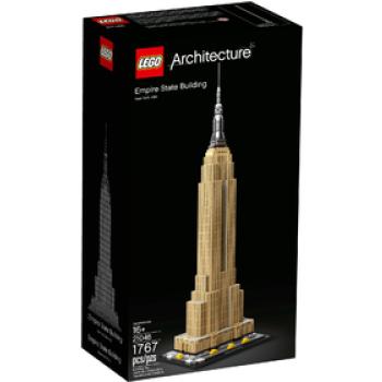 21046 ARCHITECTURE Empire State Building - https://nohmee.com