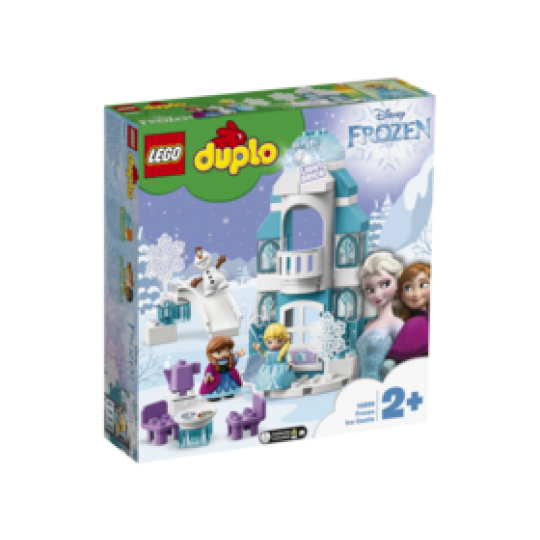 10899 DUPLO Il Castello di ghiaccio di Frozen - https://nohmee.com