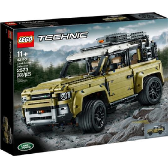 42110 TECHNIC  Land Rover Defender - https://nohmee.com
