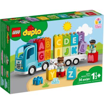 10915 DUPLO  Camion dell alfabeto - https://nohmee.com
