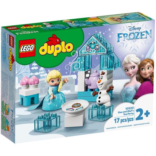 10920 DUPLO Il tea party di Elsa e Olaf - https://nohmee.com