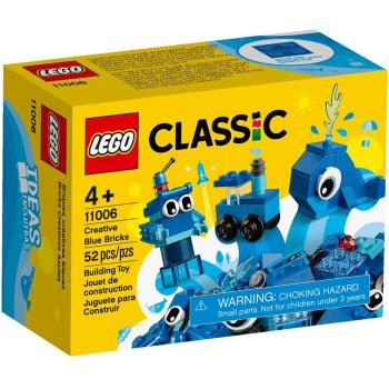11006 CLASSIC Mattoncini blu creativi - https://nohmee.com