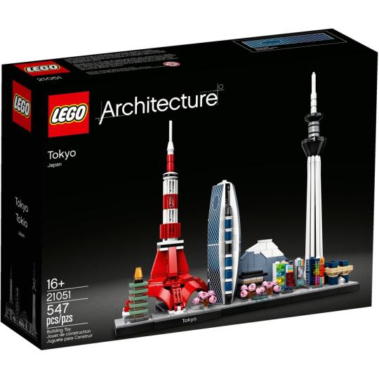 21051 ARCHITECTURE TOKYO Skyline - https://nohmee.com