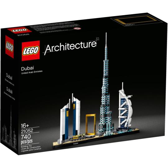 21052 ARCHITECTURE DUBAI Skyline - https://nohmee.com