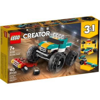 31101 CREATOR Monster Truck - https://nohmee.com
