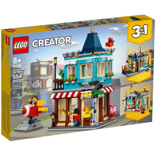 31105 CREATOR Negozio di giocattoli - https://nohmee.com