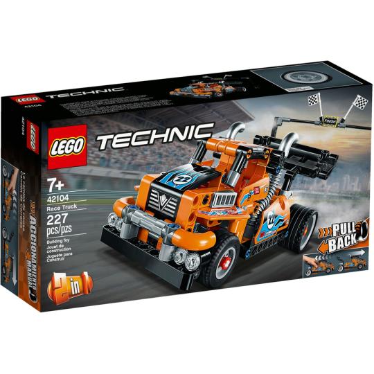 42104 TECHNIC Camion da gara - https://nohmee.com