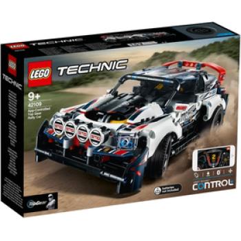 42109 TECHNIC Auto da Rally TOP GEAR R / C - https://nohmee.com