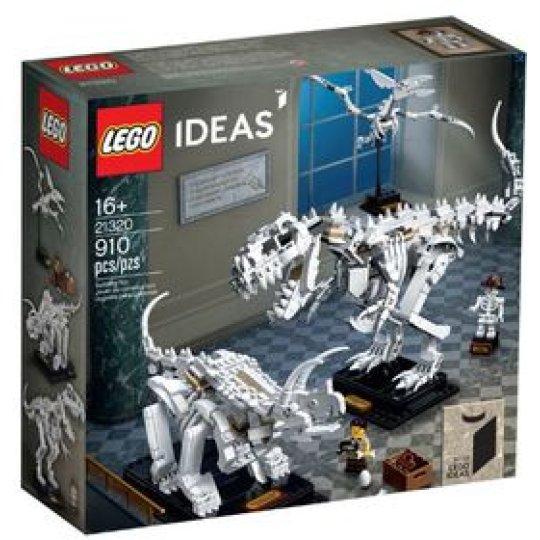 21320 IDEAS Fossili di dinosauro NEW 03 / 2020 - https://nohmee.com