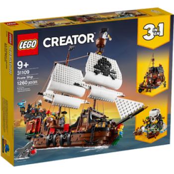 31109 CREATOR Galeone dei pirati NEW 06-2020 - https://nohmee.com