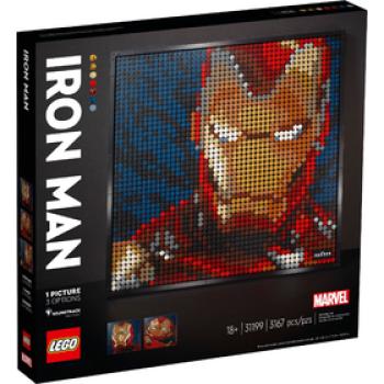 31199 ART Iron Man - Marvel-Studio NEW 10-2020 - https://nohmee.com