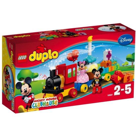 10597 DUPLO® Il trenino di Topolino e Minnie - https://nohmee.com