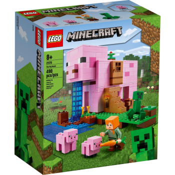 21170 MINECRAFT The Pig House NEW 01 / 2021 - https://nohmee.com