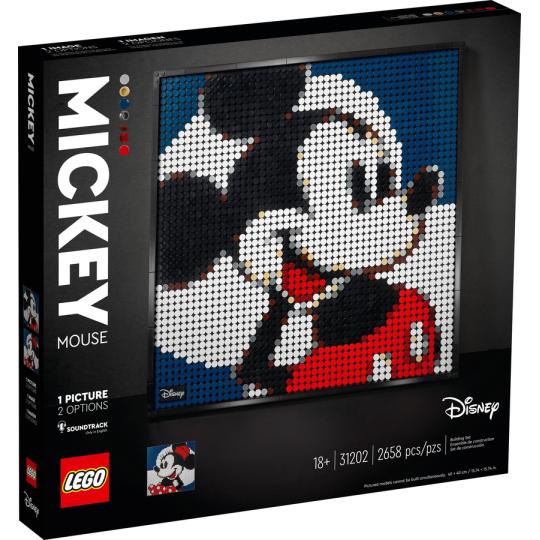 31202 ART Disney Mickey Mouse NEW 01 / 2021 - https://nohmee.com