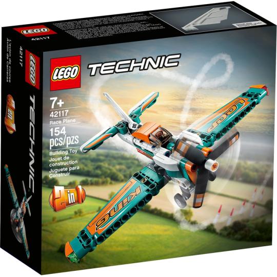 42117 TECHNIC Aereo da competizione NEW 01 / 2021 - https://nohmee.com