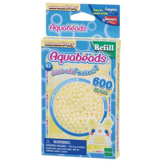 32628 Perline avorio Solide - https://nohmee.com