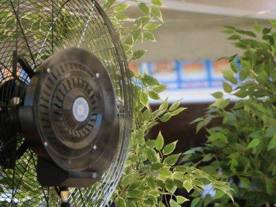 Come scegliere un ventilatore nebulizzatore ad acqua