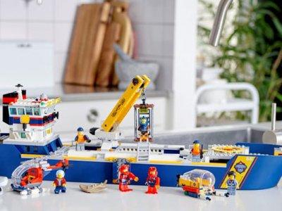 Le novità LEGO di luglio 2020